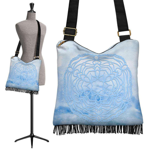 Image of Mandala Crossbody Boho Handbag