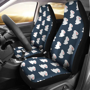 Rabbit Car Seat Covers