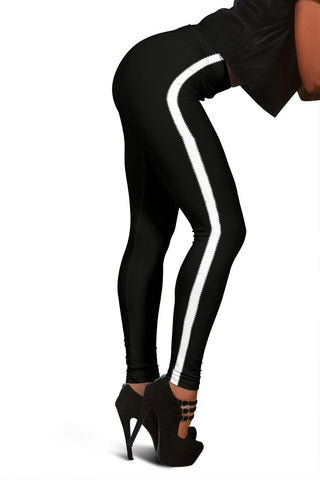 Black Sable Lava Infused Leggings