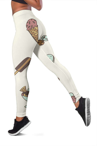 Ice Cream You Scream Leggings