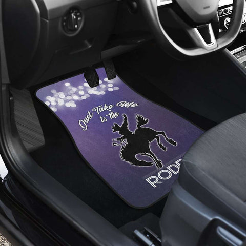 Rodeo Car Floor Mats