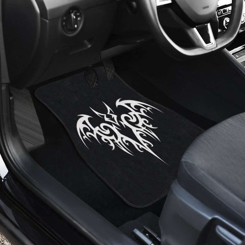 Image of Tribal Bat Car Floor Mats