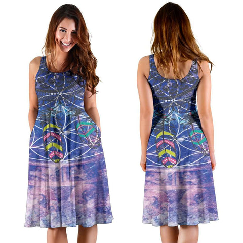 Image of Chakra Dreamcatcher Dress