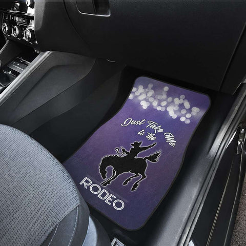 Image of Rodeo Car Floor Mats