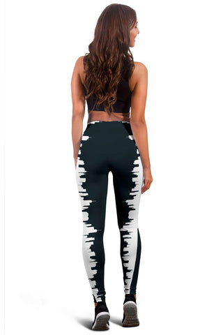 Cute City Girl Women's Leggings