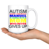 Autism Doesn't Come With A Manuel Mug
