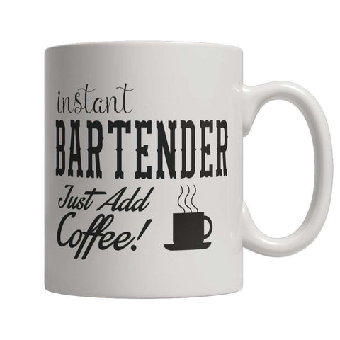 Image of Instant Bartender Just Add Coffee Mug