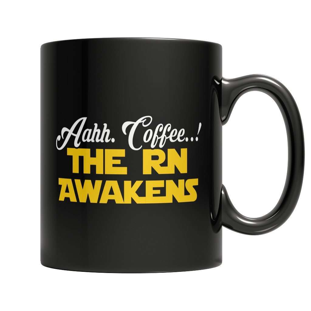 Limited Edition - Aahh Coffee..!The RN Awakens