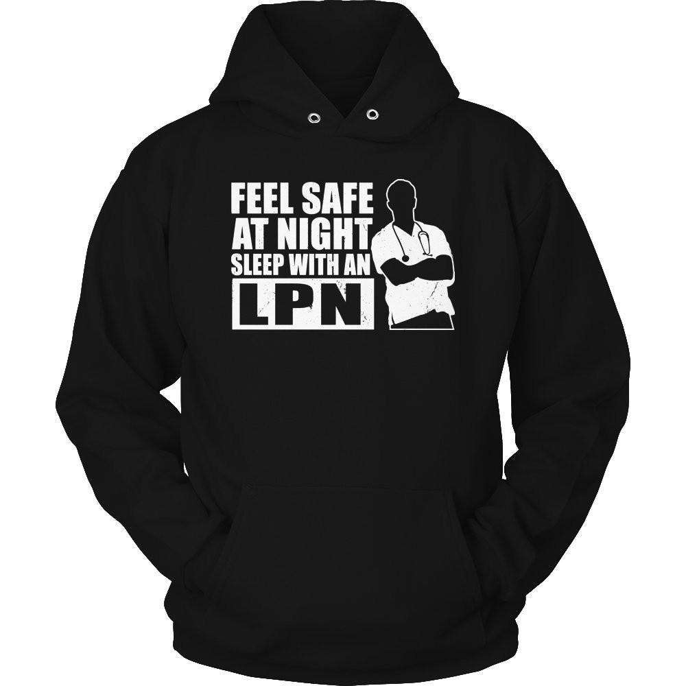 Limited Edition - Feel safe at night sleep with a LPN (male)