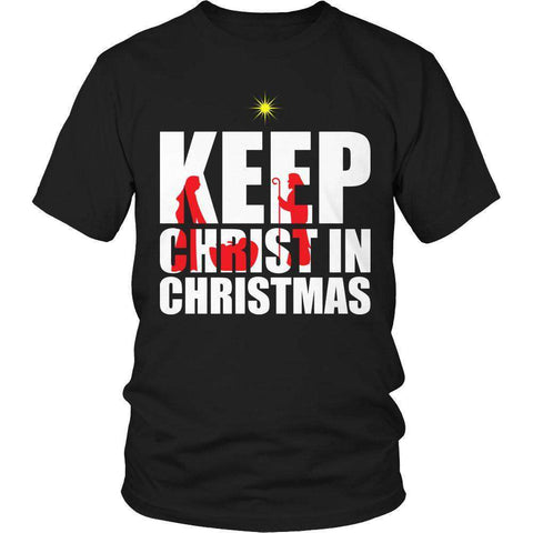 Image of Limited Edition - Keep Christ in Christmas