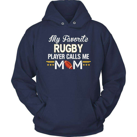 Limited Edition - My Favorite Rugby Player Calls Me Mom