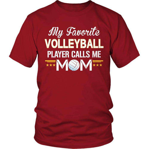 Limited Edition - My Favorite Volleyball Player Calls Me Mom