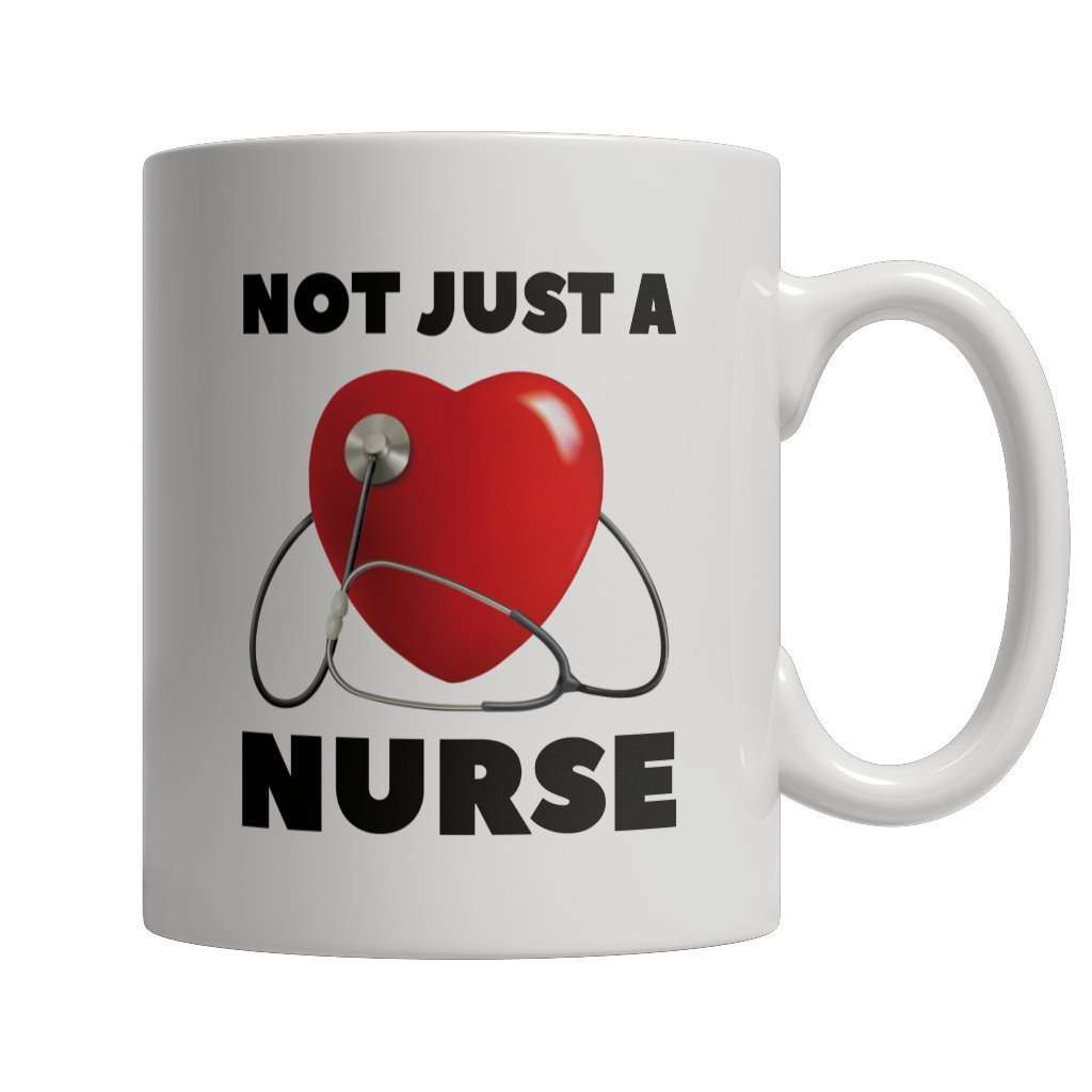 Limited Edition - Not Just A Nurse