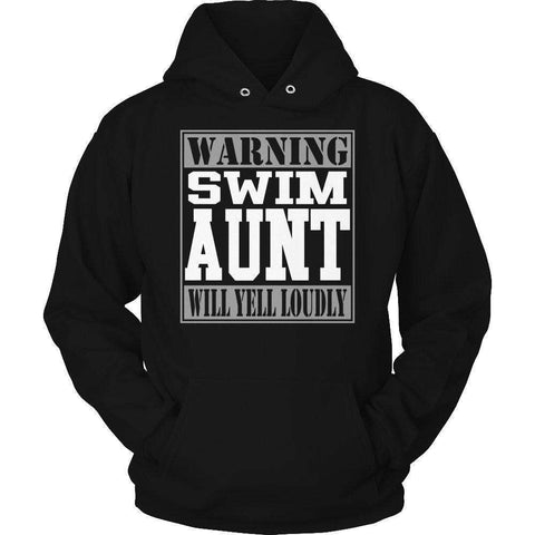 Image of Limited Edition - Warning Swim Aunt will Yell Loudly