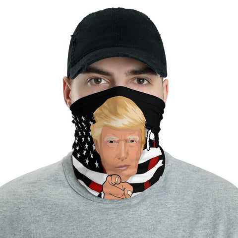 Trump Face Mask, Trump Bandana Face Mask, Bandana Face Cover, Facemask Washable, Adults Face Mask,Trump 2020 Face Mask, Bandana Face Mask