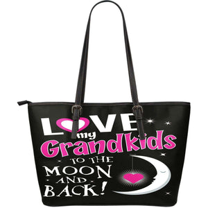 Moon And Back Tote