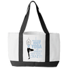I Practice Hot Yoga Tote Bag
