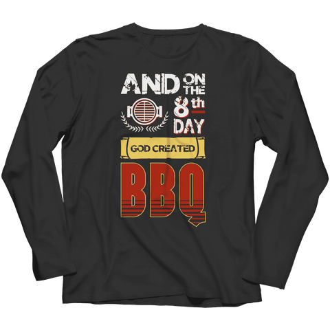Image of 8TH DAY BBQ T Shirt
