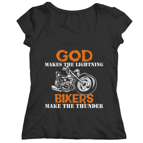 Image of Bikers Make The Thunder