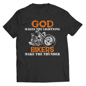 Bikers Make The Thunder