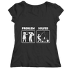 Problem Solved fishing T Shirt