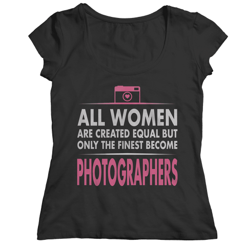 Become Photographers T Shirt