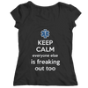 Everyone Else Is Freaking Out Too EMT T Shirt