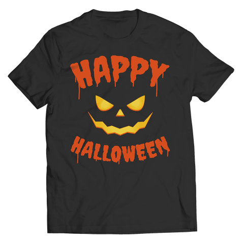 Image of Happy Halloween T Shirt