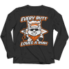 Every Butt Loves A Rub BBQ T Shirt