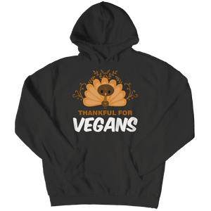 Thankful For Vegans T Shirt