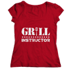 Grill Instructor BBQ T Shirt