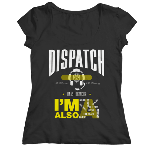 Dispatch 911 T Shirt