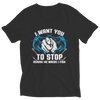 I Want You To Stop Asking Me Where I Fish T Shirt