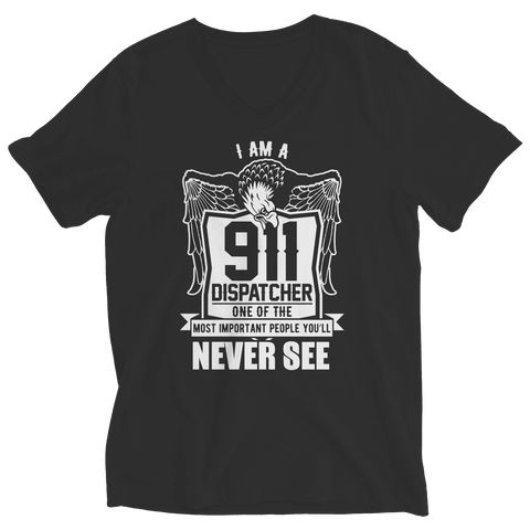 911 Dispatcher T Shirt