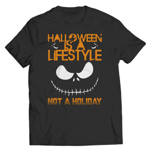 Halloween Is A Lifestyle T Shirt