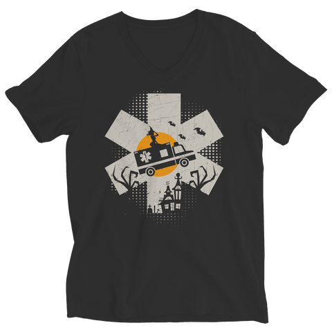 Image of EMT Halloween T Shirt