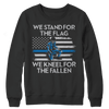 We Stand For The Flag We Kneel For The Fallen T Shirt