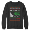 Meowy Ugly Christmas Sweaters