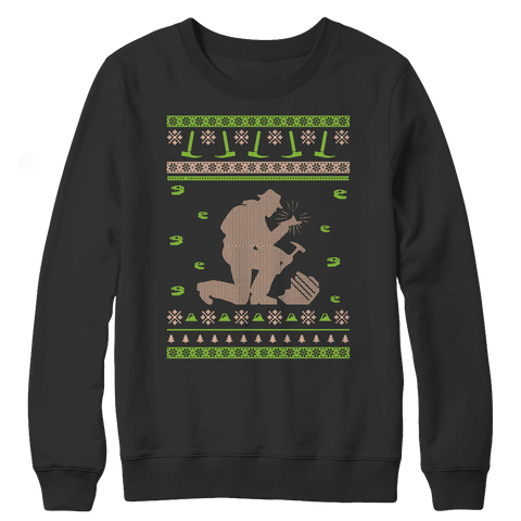 Geologist Ugly Christmas Sweaters