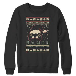 Gamer Ugly Christmas Sweaters