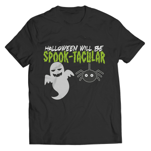 Halloween Will Be Spooktacular T Shirt