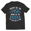 Caught All The Fish Fishing T Shirt