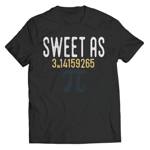 Sweet As Pie T Shirt