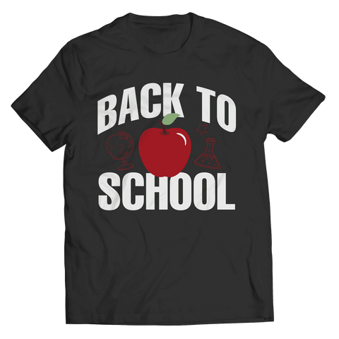 Back To School T Shirt
