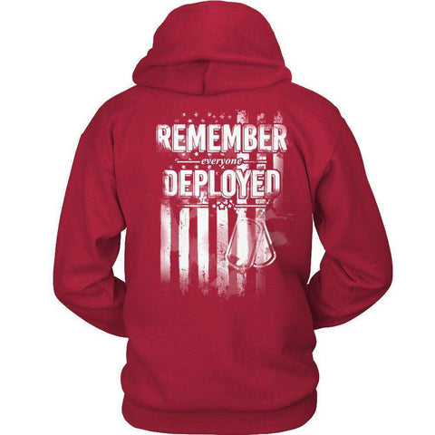 Image of Remember Everyone Deployed T Shirt