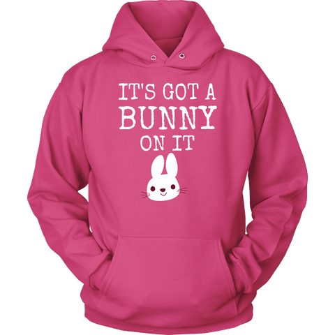 Image of It's Got A Bunny On It T Shirt