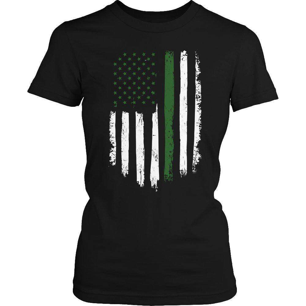 Soldier Flag T Shirt