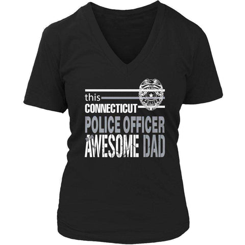 Image of This Connecticut Police Officer Is An Awesome Dad T Shirt