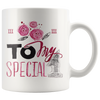 To My Special One Valentine's Mug