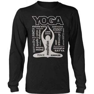 Yoga Is My Life T Shirt